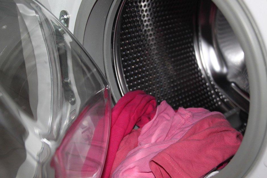 Zecken Waschmaschine